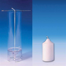 Moule cylindrique pour bougies 40X65 mm