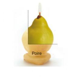 Moule en latex pour bougies en forme de citron