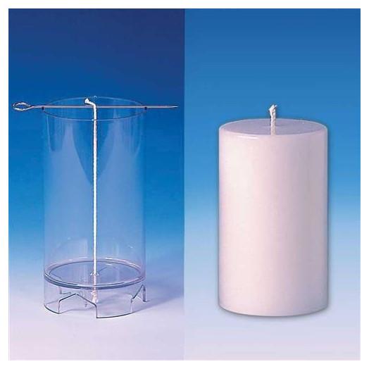 Moule cylindrique pour bougies 72X117 mm