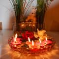 Comment faire une bougie des bougies flottantes 0
