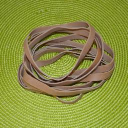 Lot de 10 élastiques en caoutchouc