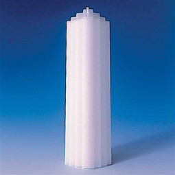 Moule pour bougies Etoile à 12 branches 50 X 200 mm