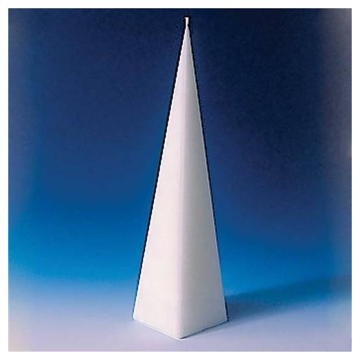 Moule pour bougies - Pyramide 60 x 228 mm