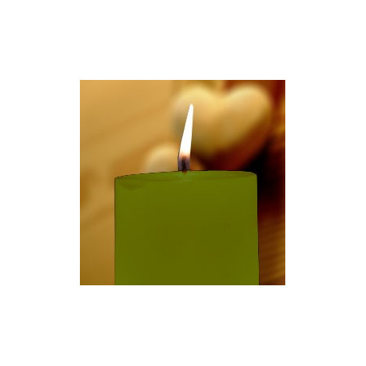 Pigments à bougies - 15g - Vert Olive N°42