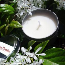 Réaliser une bougie de massage en Soja