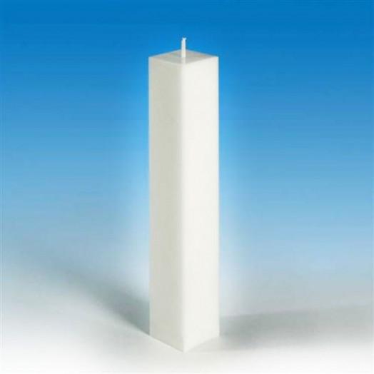 Moule rectangle pour bougies 38X220 mm