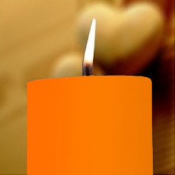 Colorant Orange Fluo pour bougies