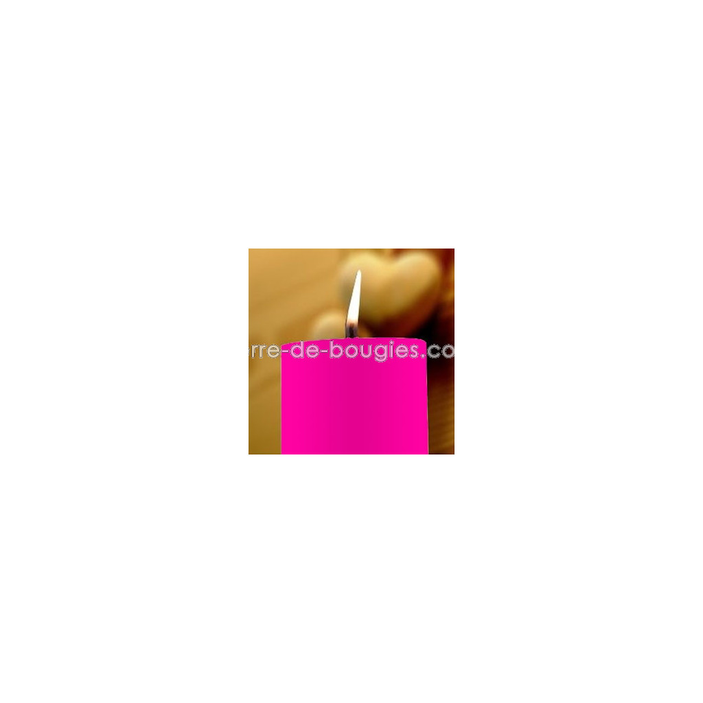 colorant rose fluo pour bougies 0 - Colorant Bougie