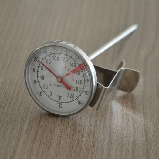 Thermomètre à aiguille