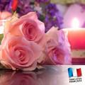 Parfum pour Bougies - Rose 0