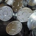 chauffe-plats en métal en aluminium 1