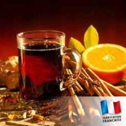 Parfum pour Bougies - Vin Chaud de Noël
