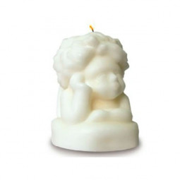 Moule en latex pour bougies en forme d'ange