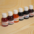 Lot de 6 colorants liquide 27ml pour la coloration de bougies 0