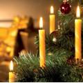 Bougies Traditionnelles de Noël en Cire abeille 0