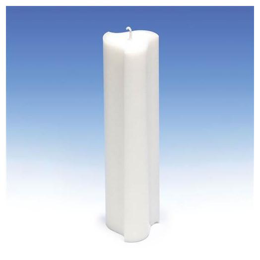 Moule pour bougies - Trèfle Ø 57 x 220 mm