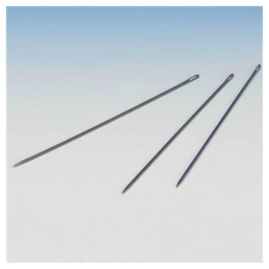 Lot de 3 Aiguilles de 18 cm