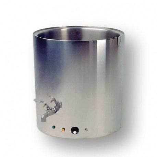 Bassin de fonte de cire - 50 litres