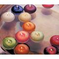Moule pour 6 bougies flottantes - Rosace 3