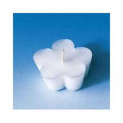 Moule pour 6 bougies flottantes - Rosace