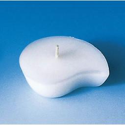 Moule pour 6 bougies flottantes - Flamme
