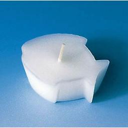Moule pour 6 bougies flottantes - Poisson