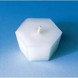 Moule pour 6 bougies flottantes - Hexagone