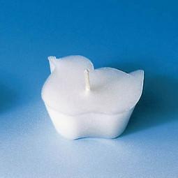 Moule pour 6 bougies flottantes - Canard