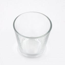 Grand verre transparent