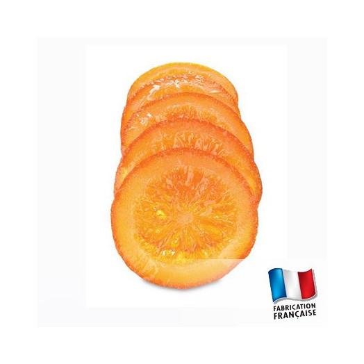 Parfum pour bougies - Orange confite