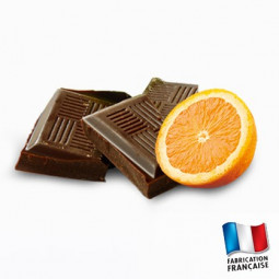 Parfum pour bougies - Chocolat noir et orange