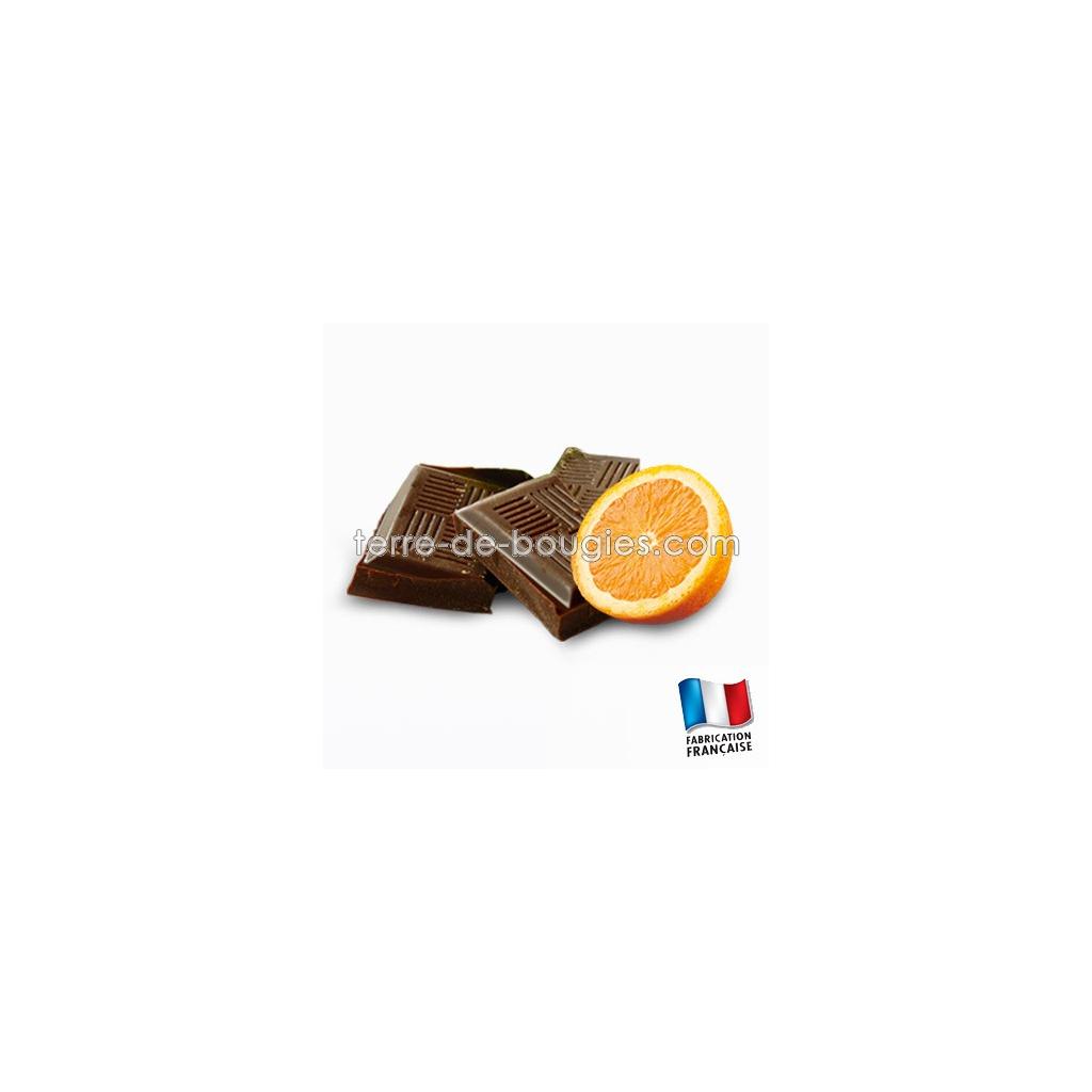 parfum pour bougies chocolat noir et orange fabrication de bougies. Black Bedroom Furniture Sets. Home Design Ideas