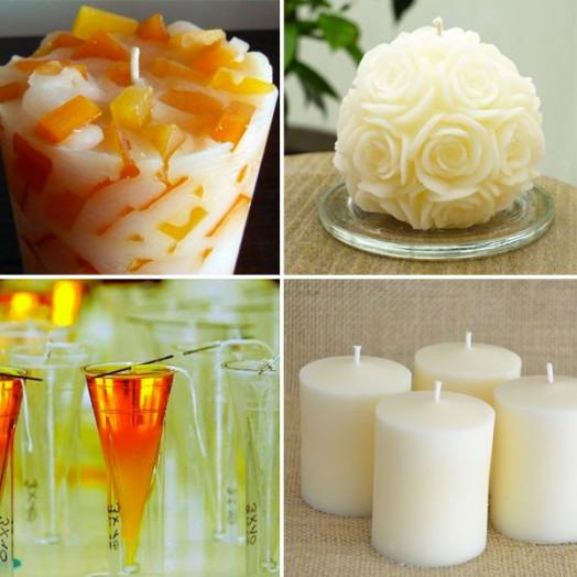 Maitrisez la création de bougies et fondants parfumées