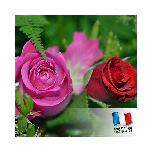 Parfum pour bougies - Rose des jardins