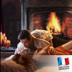 Parfum pour bougies - Au coin du feu