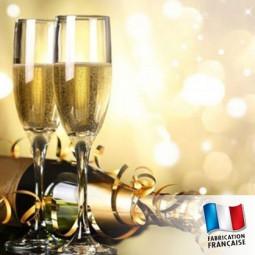 Parfum pour bougies - Coupe de champagne