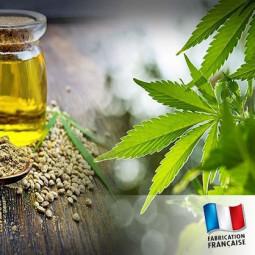 Parfum pour bougies - Cannabis