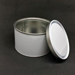 "Contenant ""pot de peinture"" blanc 350 ml"