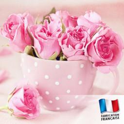 Parfum pour bougies - La vie en rose